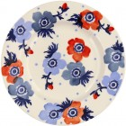 "Emma Bridgewater Anemone 81/2"" Dessert Plate"