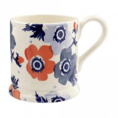 Emma Bridgewater Anemone 1/2 Pint Mug