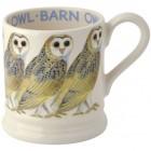 Emma Bridgewater Barn Owl 1/2 Pint Mug
