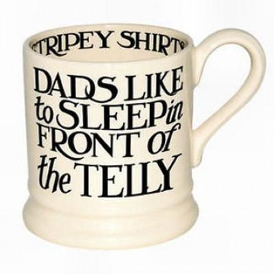 Dads Like to Sleep 1/2 Pint Mug