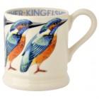 Emma Bridgewater Birds Kingfisher 1/2 Pint Mug 2014