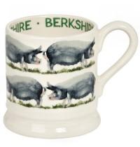 Emma Bridgewater Berkshire 1/2 Pint Mug 2016