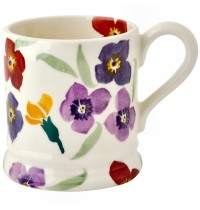 Wallflower 1/2 Pint Mug