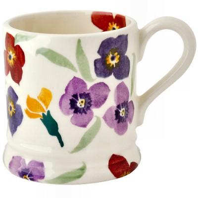Emma Bridgewater Wallflower 1/2 Pint Mug