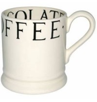 Emma Bridgewater Black Toast Half Pint Mug