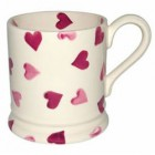 Emma Bridgewater Heart 1/2 Pint Mug