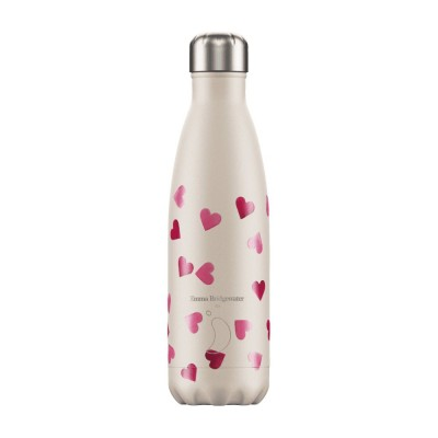 Chilly's 500ml Hearts by Emma Bridgewater