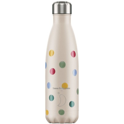 Chilly's 500ml Polka Dot by Emma Bridgewater