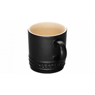 Le Creuset Espresso Mug Black