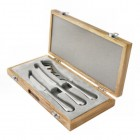 Robert Welch Radford Cheese Knife Set